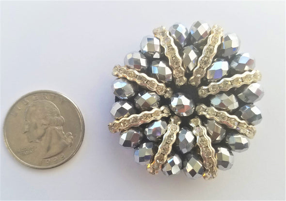 Beautiful Magnetic Brooch - QB's Magnetic Jewelry Creations