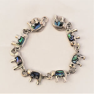 Elephant Abalone Magnetic Jewelry String - QB's Magnetic Creations