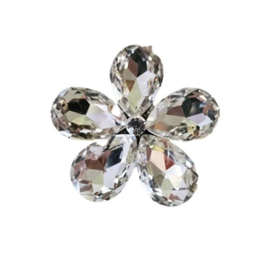 Flower Magnetic Fashion Brooch - QB's Magnetic Jewelry Creations