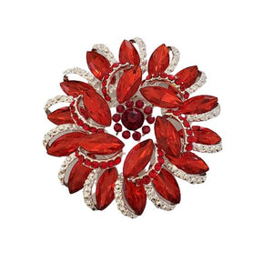 Urberry Crystal Magnetic Brooch - QB's Magnetic Creations