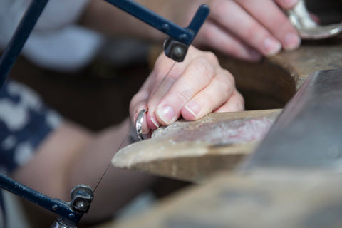 Jewellery Learning Classes Courses Monday Tuesday Wednesday Thursday Evenings - David Smith Jewellery