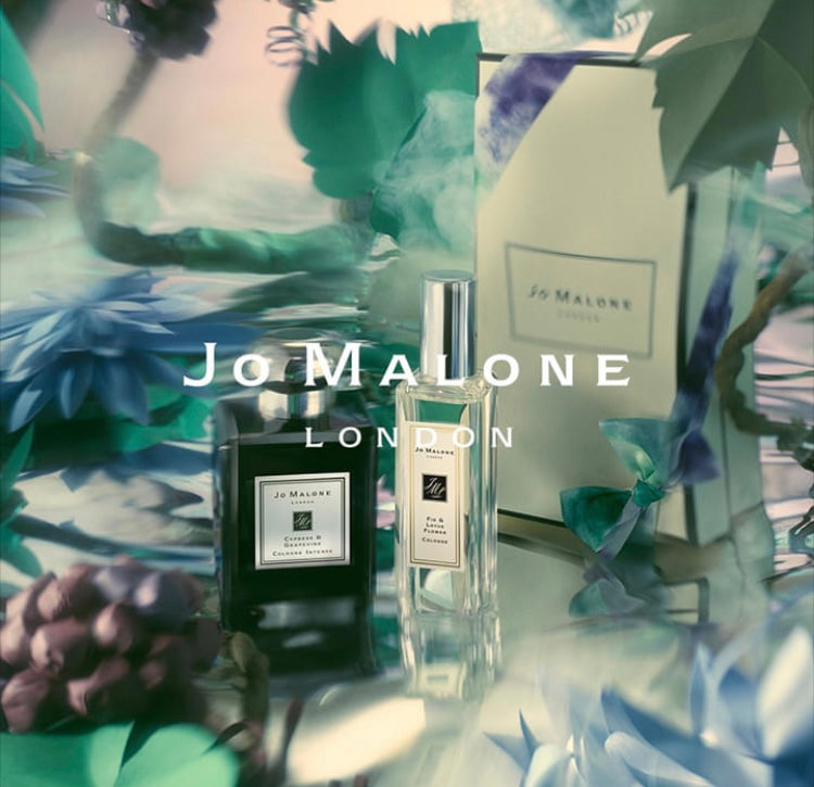 The Jo Malone Campaign we LOVE