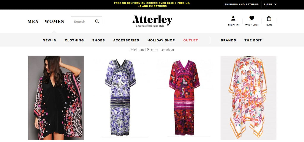 Atterley. We are LIVE!