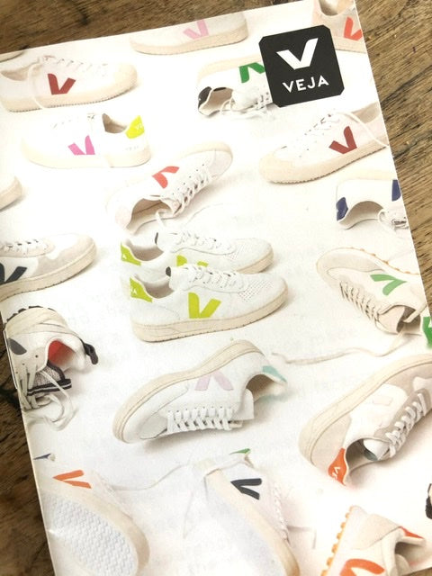 10 Holland street veja trainers sustainable transparency production