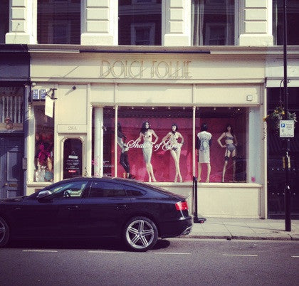 Dolci Follie. Westbourne Grove, London; Archived 2014