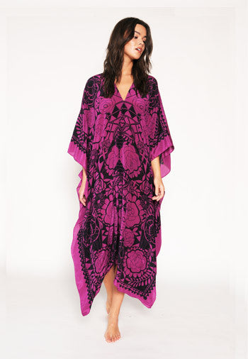 Travel Unravelled Financial Times Fashion Kaftan Holland Street