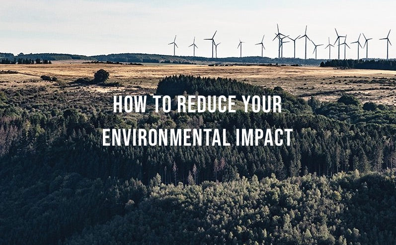 How To Reduce Your Environmental Impact. Wearethought.com