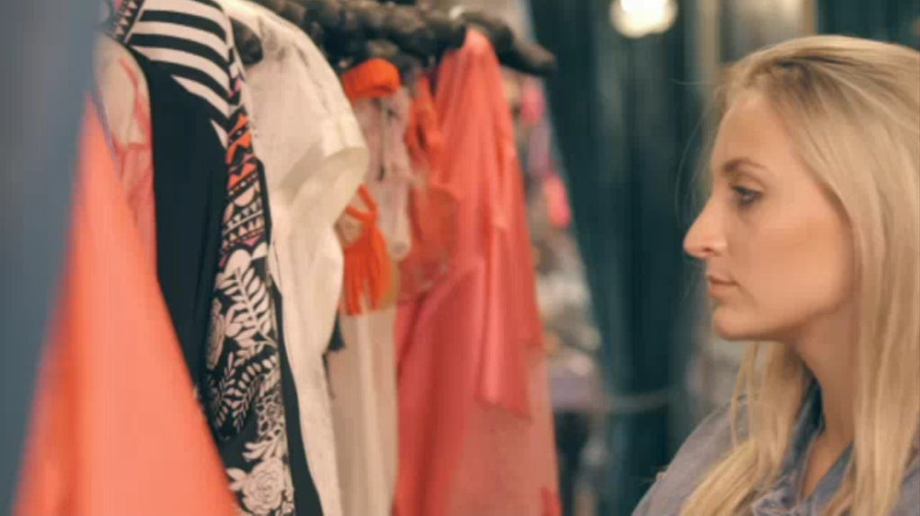 Made In Chelsea- Holland Street's loungewear in Petits Bisous Kings Road ; Archived 2014