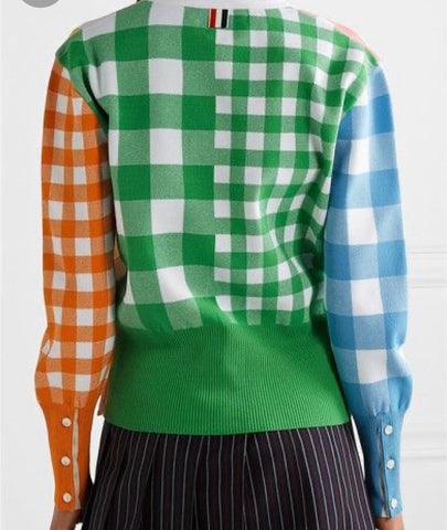 10 Holland street gingham trend thom Browne matches fashion aw20 habitat