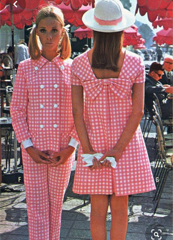 10 Holland street gingham chintz tradition innovation cotton dresses