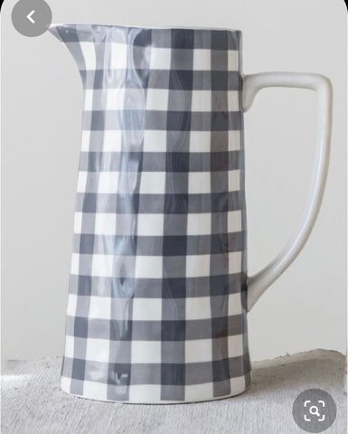 10 Holland street gingham jug research