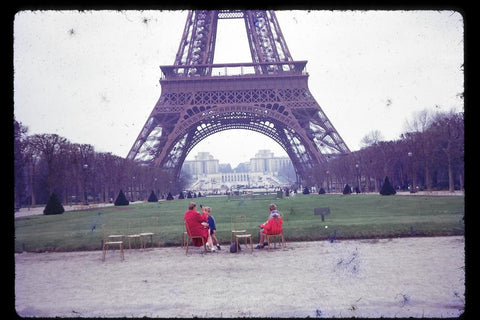 10 holland street Paris family film photography 60's