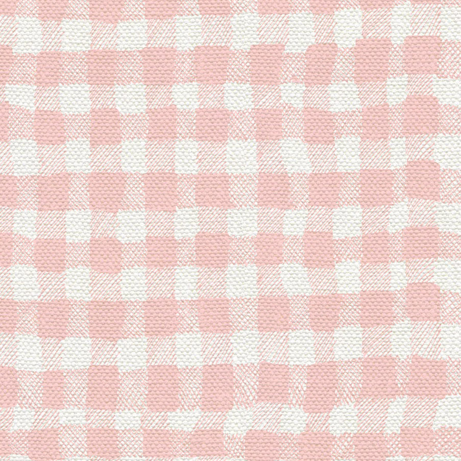 10 Holland Street Linen Pink Gingham Check luxury interiors