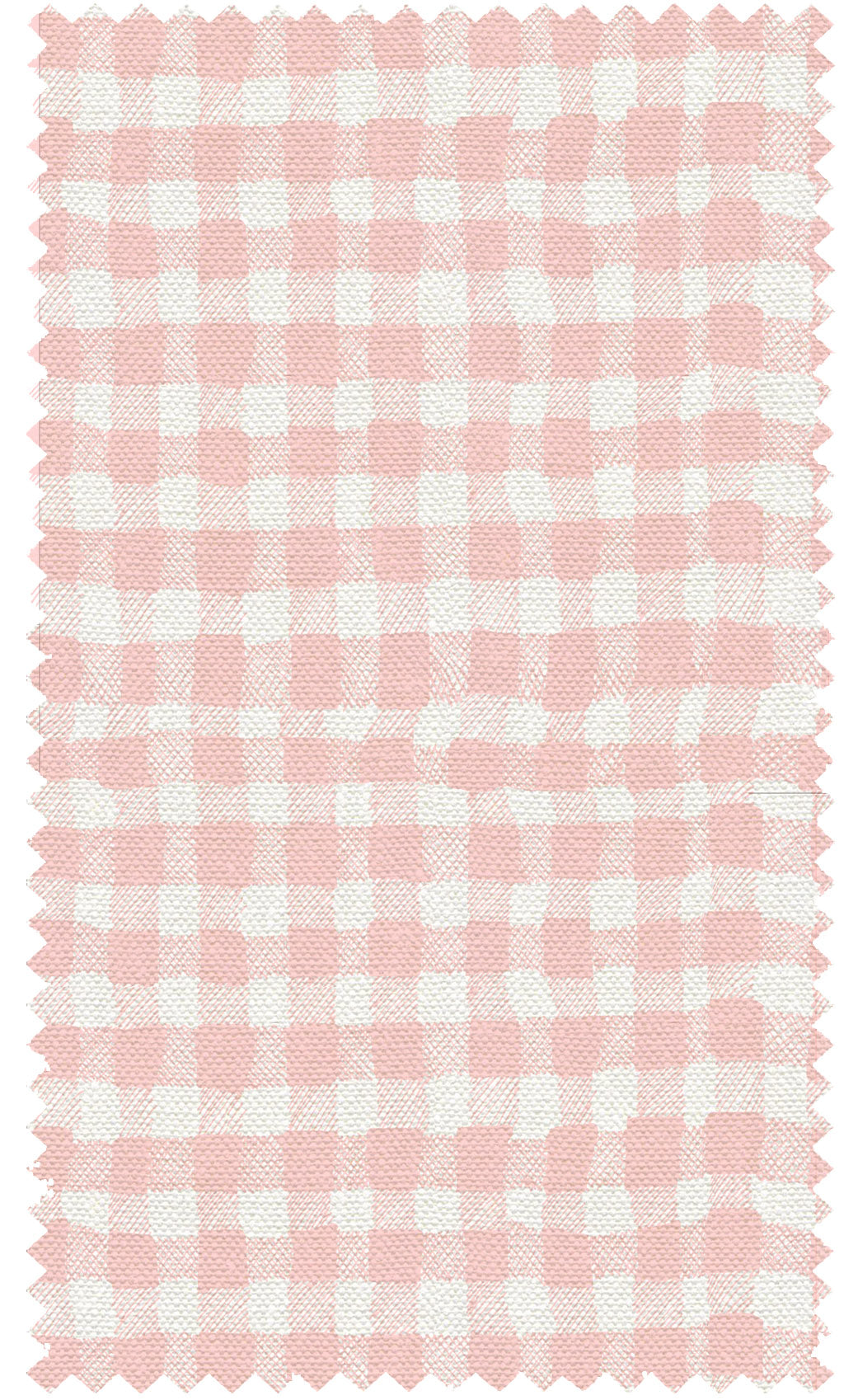 10 Holland Street Gingham Print Blush Pink cushion linen upholstery