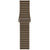 Leather Wristband for Apple Watch 38mm - Dark Brown
