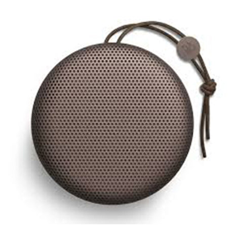 BeoPlay Speaker A1 Deep Red