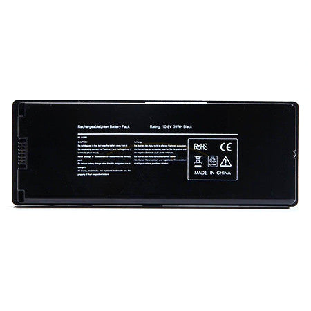 Apple MacBook Pro 13inch  Battery A1185 Replacement - Black