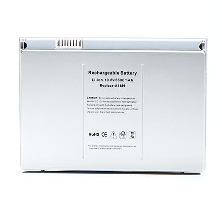 Apple MacBook Pro 17inch  Battery A1189 Replacement
