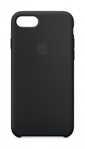 Apple iPhone 7 Silicone Case - Black (Produkt Zyrtar)
