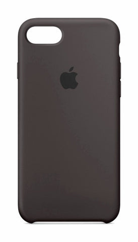 Apple iPhone 7 Silicone Case - Gray Brown (Produkt Zyrtar)