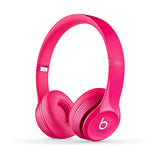 Beats Solo2  On-Ear Headphones - Gloss Pink