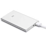 Mi Portable External Power Bank Charger 10000mAh - Silver