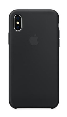 Apple iPhone X Silicone Case - Black (Produkt Zyrtar)
