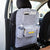 Aksesor Makine Multifunctional Car Seat Storage Bag - Gray