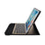 Bluetooth Keyboard with stand plastic cover for iPad Pro 9.7-inch - Gold
