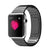 Stainless Steel Wristband for Apple Watch 42mm - Black