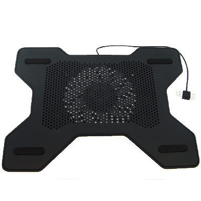 Universal Cooling Pad for MacBook - Black
