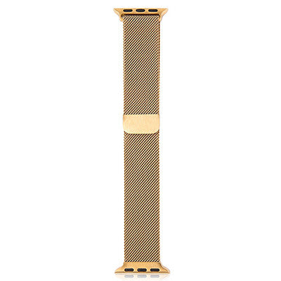 Milanese Wristband for Apple Watch 42mm - Gold
