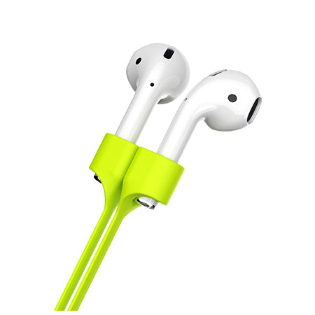 Earphone Strap For Airpods - Green