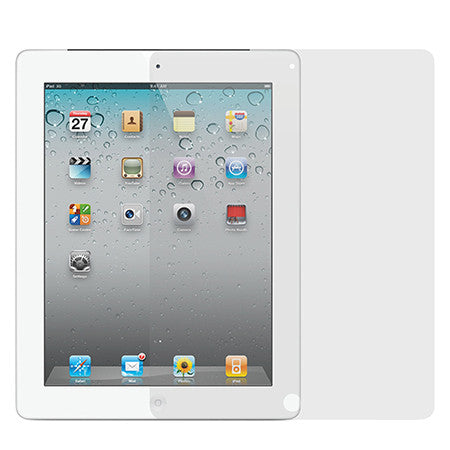 InvisiGlass Screen protector for iPad 2/3/4