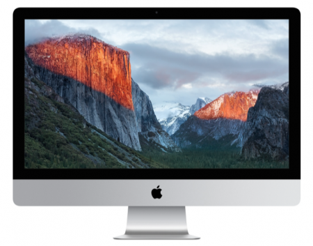 "Apple  iMac 21.5"" Quad-Core i5 2.7GHz/8GB/1TB/ Intel Iris Pro Graphics (Produkt Vitrine)"