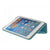 Kover iPad mini 4 Ultra Thin PU Leather+Polycarbonate 360 Degree Rotating Stand Case - Blue