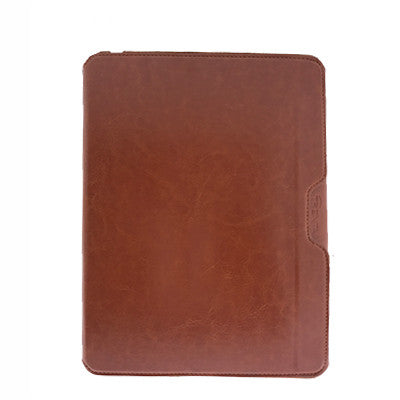 Trexta Ipad 2/3/4  Leather Case - Brown