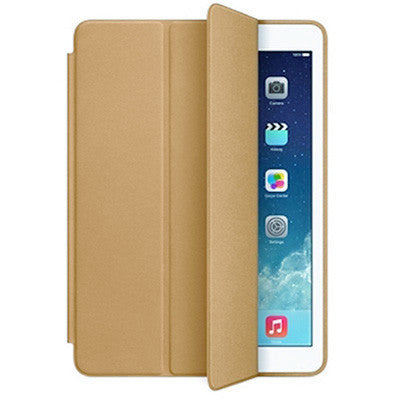 Apple iPad Pro 9.7-inch  Leather Smart Case - Gold