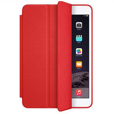 Apple iPad Pro 9.7-inch Leather Smart Case - Red