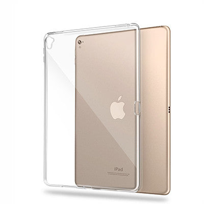 iPad Pro 9.7-inch Silicone Case- Transparent