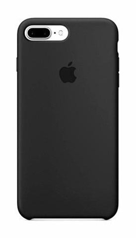 Apple iPhone 8 Plus Silicone Case - Black (Produkt Zyrtar)