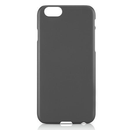 iPhone 6 Plus / 6s Plus Shiny Polycarbonate Case - Gray