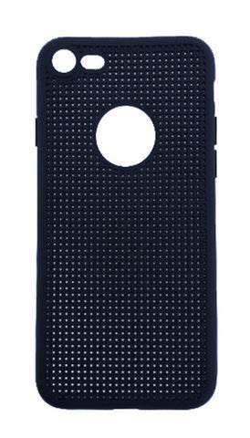 iPhone 7 Rubber Case - Black