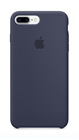Apple iPhone 7 Plus Silicone Case - Midnight Blue (Produkt Zyrtar)