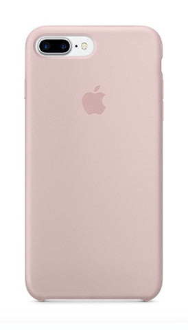 Apple iPhone 7 Plus Silicone Case - Pink Sand (Produkt Zyrtar)
