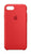 Kover  iPhone SE 2020 Silicone Case - Red (Produkt Zyrtar)