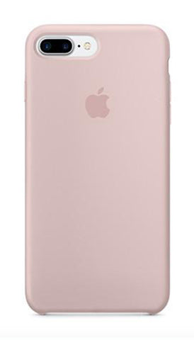 Apple iPhone 8 Plus Silicone Case - Pink Sand (Produkt Zyrtar)
