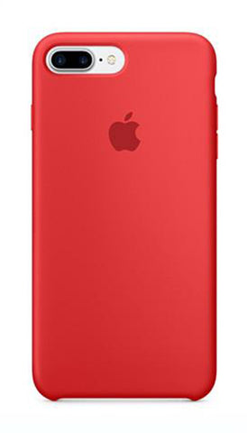 Apple iPhone 8 Plus Silicone Case - Red (Produkt Zyrtar)