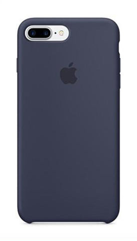 Apple iPhone 8 Plus Silicone Case - Midnight Blue (Produkt Zyrtar)