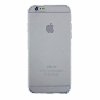 iPhone 6 / 6s Silicone Case - Transparent